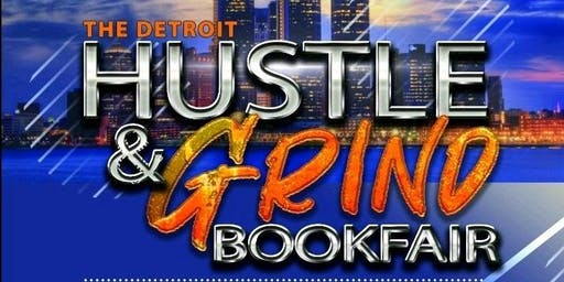 Detroit Hustle & Grind Book Fair