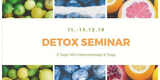 Detox Seminar - Weiterbildungsoffensive -25%