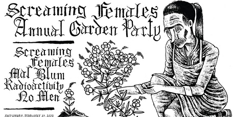 Screaming Females Annual Garden Party tickets