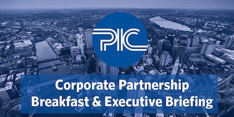 PIC Corporate Partnership Breakfast tickets