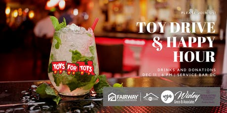 Drinks and Donations Happy Hour tickets