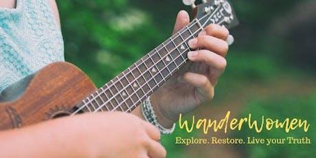 WanderWomen: The Singing Heart tickets