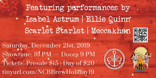 Brewlesque: A Holiday Edition!