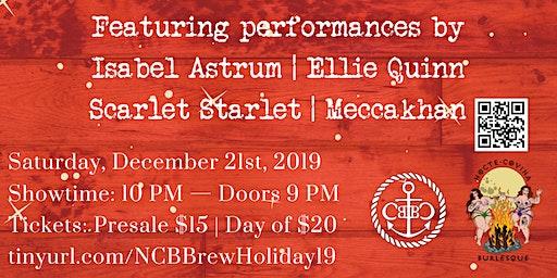 Brewlesque: A Holiday Edition!