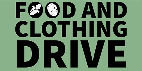 East + Ivy Food and Clothing Drive tickets