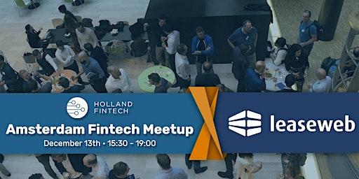 Holland FinTech Amsterdam MeetUp: December