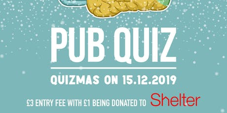 Christmas Themed Pub Quiz tickets