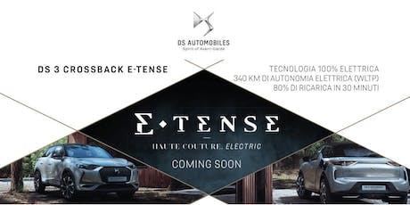 DS E-TENSE Tour biglietti