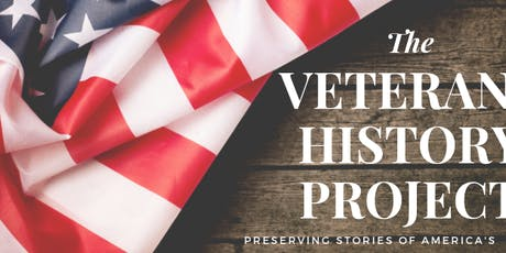 Veterans History Project- Pearl Harbor Day Remembrance tickets