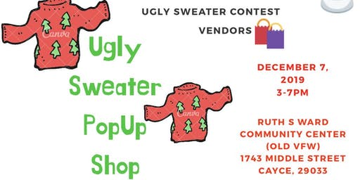 Ugly Sweater PopUp Shop