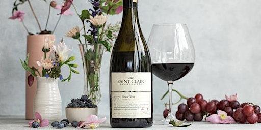 Saint Clair Wine Dinner