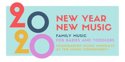 Music Mondays at Music Compound [Baby/Toddler]