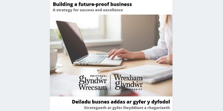 Building a Future-Proof Business – A Strategy for Success and Excellence tickets