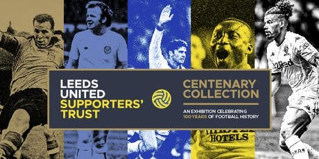 Leeds United Supporters' Trust Centenary Collection - Nov/Dec Weekends tickets