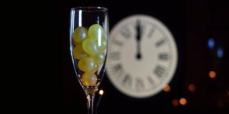 Brindis por Año Nuevo: Fin de Año en Expanish entradas