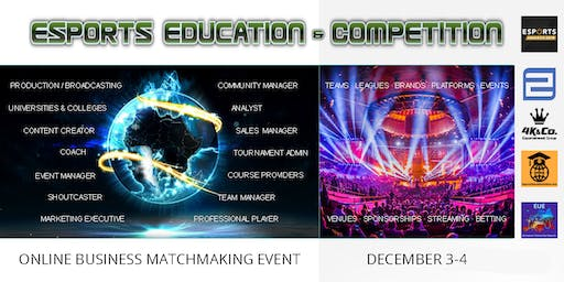 ESPORTS EDUCATION & COMPETITION