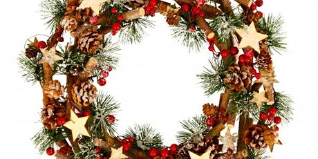 Oasis Project Christmas Wreath Making tickets
