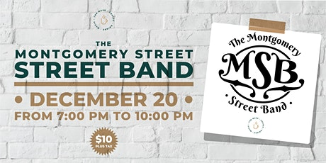 The Muse presents The Montgomery Street Band tickets
