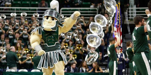 Bay County Spartans Men's Basketball Game Watch - MSU vs Ohio State