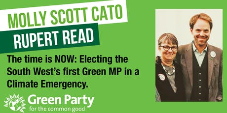 The time is NOW: electing the SW's first Green MP tickets