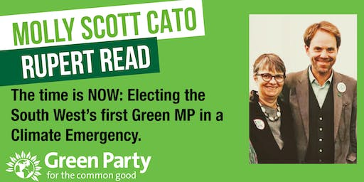 The time is NOW: electing the SW's first Green MP