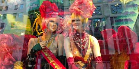 Altmans, Bergdorfs, Saks! - A History of Elite Shopping on Fifth Avenue tickets