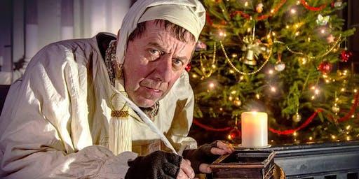 A Christmas Carol with Chris Cade