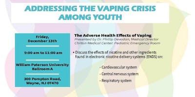 Addressing The Vaping Crisis Among Youth