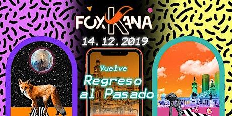 Foxkana: Regreso al pasado entradas