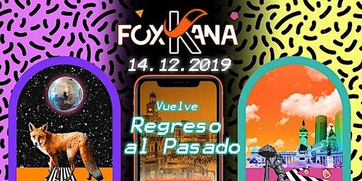 Foxkana: Regreso al pasado