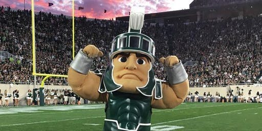 MSU vs UM Football Game Watch hosted by the Bay County Spartans