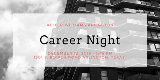 December Career Night