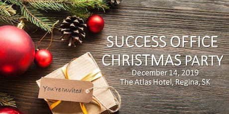 SUCCESS OFFICE Christmas Party 2019 tickets