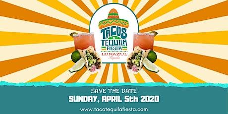 Tacos 'N Tequila Fiesta 2020 tickets