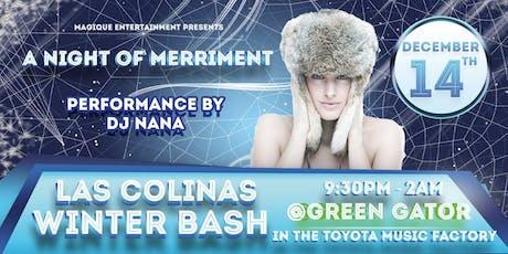 Las Colinas Winter Bash tickets