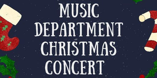 Music Department Christmas Concert