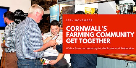 Cornwall's  Farming Community Get Together tickets