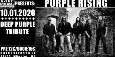 Deep Purple Tribute – Purple Rising