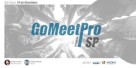 GoMeetPro São Paulo • Aprenda a usar sua GoPro | DEZEMBRO ingressos