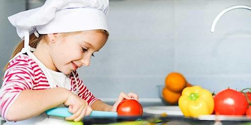Holiday Break Kids Cooking Camp