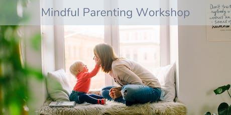 Mindful Parenting Workshop tickets
