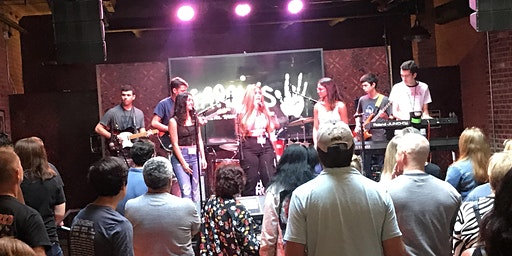 School of Rock Mamaroneck Fall/Winter Season Show @ Garcia's the Cap