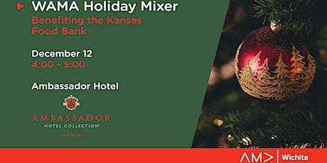 Wichita AMA Holiday Mixer  tickets