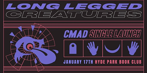 Long Legged Creatures Single Launch