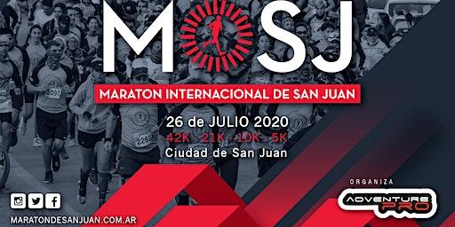 21 KM Maratón Internacional de San Juan 2020