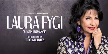 Laura Fygi met Trio Galantes in Paterswolde (Drenthe) 29-02-2020 tickets