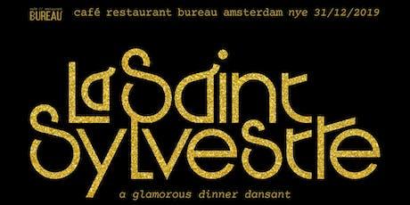 La Saint Sylvestre // NYE tickets