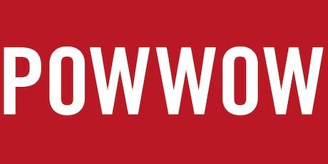 POWWOW Festive 2019 tickets