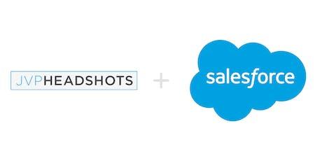 Professional Headshots | Ohana Floor | Salesforce Employees ONLY tickets