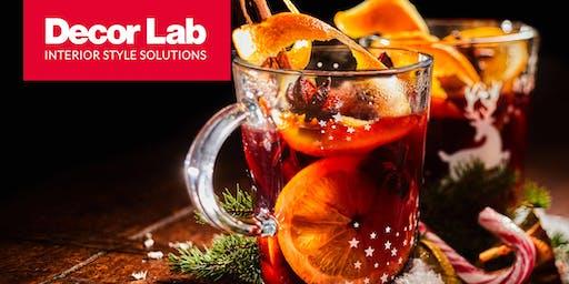 Aperitivo xMas 2019 al Decor Lab